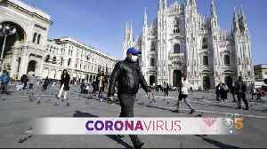 Travelers Come To A Crossroads Over Coronavirus Concerns [Video]
