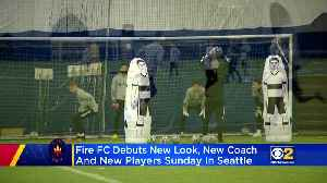 Coach Wicky, Chicago Fire FC Excited For New Season [Video]