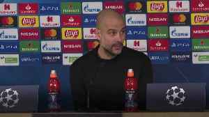 Guardiola hails Man City comeback at Real Madrid [Video]