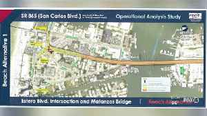 Matanzas Pass Bridge project will improve traffic safety and congestion along Fort Myers Beach [Video]