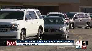 Fighting to improve safety near 2 schools in Overland Park [Video]