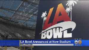 SoFi Stadium To Host New College Football Bowl Game In December [Video]
