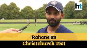 Ind vs NZ | 'Bumrah, Shami are quality bowlers': Ajinkya Rahane ahead of 2nd Test [Video]
