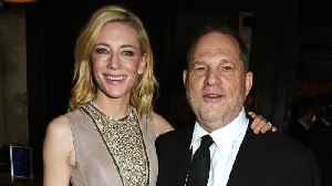 Cate Blanchett wants to 'move forward' after Harvey Weinstein's conviction [Video]