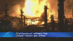 National Headlines: West Coast Refinery Fire & More [Video]