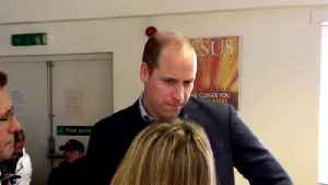 Prince William Vows to Help Homeless Man In Need [Video]
