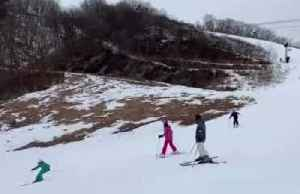 The Summer Olympics may have a slight snow problem [Video]