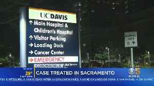Coronavirus Patient From Solano County Being Treated At UC Davis Medical Center [Video]