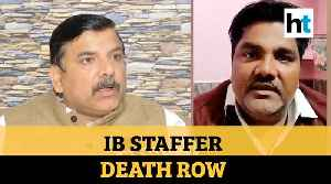 Delhi violence | Punish if guilty: AAP on leader's name in IB staffer's murder [Video]