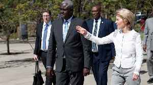 EU looks to reset relations with Africa as record number of Commissioners visit Addis Ababa
