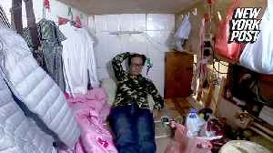 Coronavirus 'coffin house' in Hong Kong is a prison for this man [Video]