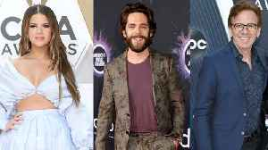 Maren Morris and Thomas Rhett Lead 2020 ACM Awards Nominations | THR News [Video]
