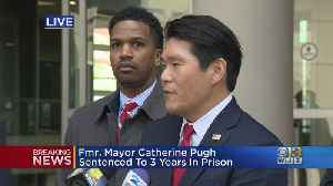 Federal Officials Speak In Catherine Pugh's Sentencing [Video]