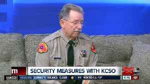 Kern County Sheriff Donny Youngblood talks security on 23ABC Morning show [Video]