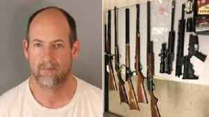 California Doctor Arrested for After Officers Find Meth, Firearms: Police [Video]