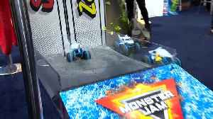 Newest Toys On Display At New York Toy Fair [Video]