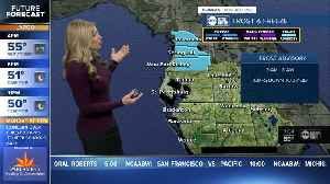 Frost Advisory in effect for some Tampa Bay area counties [Video]