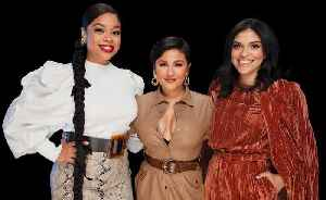 'Gentefied' Stars Karrie Martin, Julissa Calderon & Annie Gonzalez Speak On The New Netflix Series [Video]