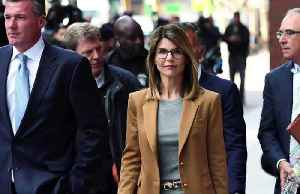 Actress Lori Loughlin to face college scam trial in October [Video]