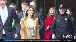 Lori Loughlin's Trial Date Set; Lawyers Say New Evidence Shows She And Husband Are Innocent [Video]