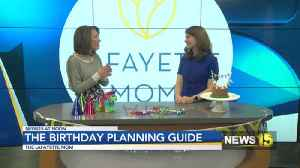 The Birthday Planning Guide [Video]