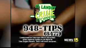 St Landry Parish Crime Stoppers [Video]