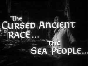 Night Tide Movie (1961)  Dennis Hopper, Linda Lawson, Gavin Muir [Video]