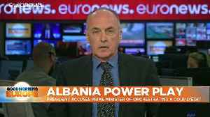 Albania president Ilir Meta: my country could become the 'North Korea of Europe' again [Video]