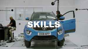 Jaguar Land Rover National Automotive Innovation Center [Video]