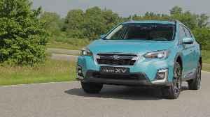 The new range Subaru ECO HYBRID - X-Mode [Video]