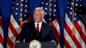 Mike Pence to Lead Task Force to Combat Coronavirus [Video]