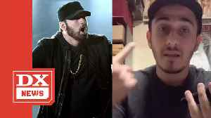 Eminem's #GodzillaChallenge Brings Out Rappity Rap Fans Worldwide [Video]