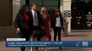 Lori Vallow's niece in family court in Mesa [Video]