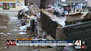 Illegal dumping plagues KC's Northeast neighborhood [Video]