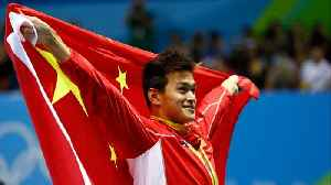 Olympic Champion Sun Yang Banned From Competition For 8 Years [Video]