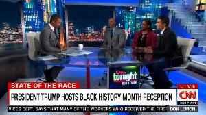 CNN's Keith Boykin calls black Trump supporter 'Uncle Tom' [Video]
