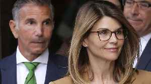 Lori Loughlin's College Admissions Scandal Trial Has A Date [Video]