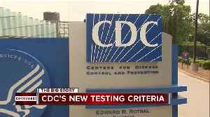 Coronavirus update:  CDC's new testing criteria, preparing for a pandemic, and managing anxiety [Video]