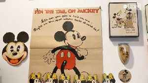 Tour This Vintage Mickey Mouse House [Video]