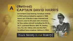 Black History Month: Retired Captain David Harris [Video]