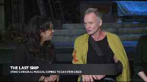 Don't Miss Sting In 'The Last Ship' [Video]