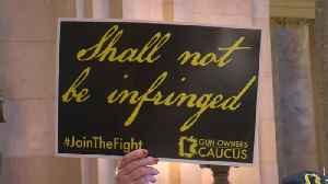 2 Gun Bills Debated In State House [Video]
