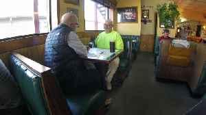 Pat Kessler Talks To Voters Ahead Of Super Tuesday [Video]
