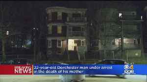Dorchester Man Charged With Mother's Murder [Video]