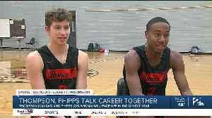 Thompson, Phipps Talk Career Together [Video]