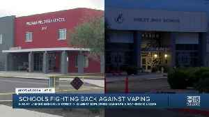'Everybody is vaping': Higley Unified School District hopes upping security will stop vaping on campus [Video]