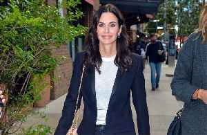 Courteney Cox 'so excited' for Friends reunion [Video]