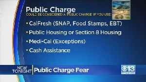 Public Charge Fear [Video]