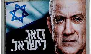 Israel election: Gantz fights to reverse recent dip in polls [Video]