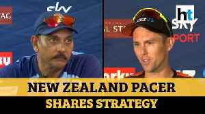 India vs New Zealand | 'Conditions for Kiwis were better on day 1': Ravi Shastri [Video]